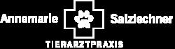 Tierartzpraxis Annemarie Salzlechner Salzburg Liefering Logo weiß